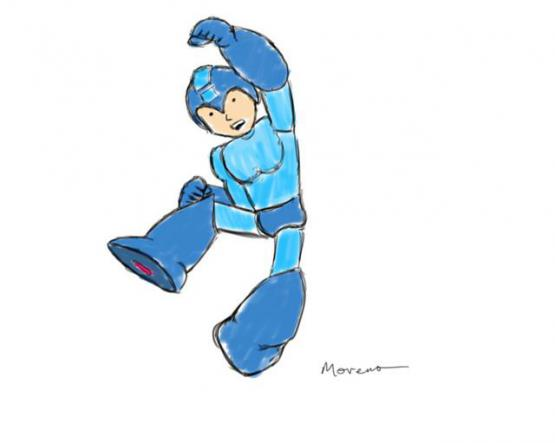 Mega Man Lite
